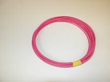 16 Ga. PINK Abrasion-Resistant General Purpose Wire (GXL) - (25 feet coil)