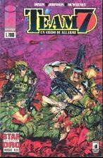 Team 7 - STAR MAGAZINE ORO n° 25 - Ed. Star Comics - 1996 [PAO]