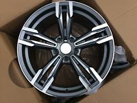 4x 19 Zoll Felgen für BMW 3-E90/91/92, 4-F32/33, 5-F10/11 6-F12/06 433 design