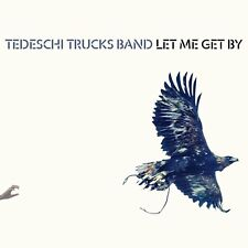 Let Me Get By (2LP) - Tedeschi Trucks Band (Premium Vinyl Pressing HQ-180, 2016)