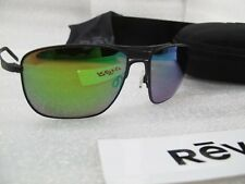 NEW NIB REVO GROUNDSPEED GUN METAL RE3089 01GN GRN POLARIZED Mirrored Sunglasses