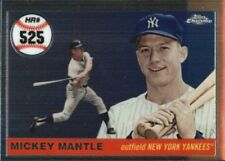 Topps Single Baseball Trading Cards 2006 Season