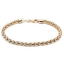 18K Gold Plated Gold Popcorn Ankle Bracelet