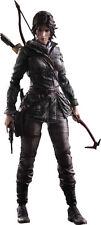 "TOMB RAIDER - Lara Croft 10"" Play Arts Kai Action Figure (Square Enix) #NEW"