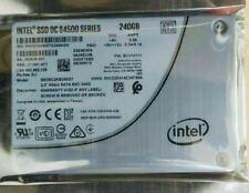 240gb Intel DC S4500 Series SSD 2.5 Inch Sata3 Solid State Drive SSDSC2KB240G7