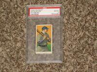 Dots Miller T206 Piedmont Iconic Set 1909 Pittsburg Pirates RARE CARD Good PSA 2