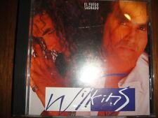 WILKINS El Fuego Sagrado CD de 1993 como nuevo ya dificil de conseguir