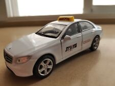 Mercedes-Benz E-class diecast Israeli taxi car model