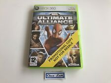 Marvel Ultimate Alliance - Promo - Microsoft Xbox 360 - PAL EUR