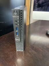 NEW Dell Optiplex 3050 USFF | i5 7th Gen, 8GB RAM 256GB Sata Drive