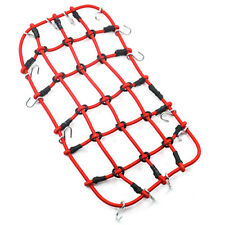 1:10 scale YR Luggage Net 200mm x 110mm RED - Crawler Accessory suit Axial etc