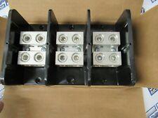 Littlefuse Ls51293 620a 600v 3p 2350mcm X 2350mcm Dist Block New B