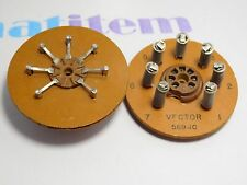 7 PIN TEST SOCKET / VECTOR / 569-IC / 2 PIECES (qzty)