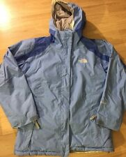 The North Face Coat Girls Size XL Blue HyVent