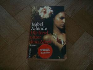 Taschenbuch von Isabell Allende Die Insel unter dem Meer
