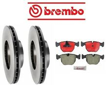 Land Rover Range Rover 03-05 4.4L Brembo Front Brake Kit with Rotors and Pads