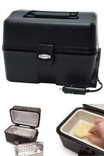 Portable Microwave Stove Oven Lunch Box for Pre-Cooked Meals w/ 12V Car Plug In