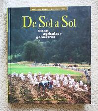 COL. PATRIMONIO ALTOARAGONES: DE SOL A SOL (Fernando BIARGE). TAPA DURA, AGOTADO