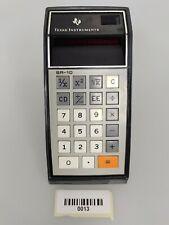 0013 Taschenrechner Texas Instruments SR-10