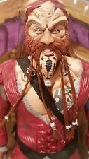 Farscape Series 1 Action Figure Ka D'argo Til The Blood Runs Clear Toy Vault
