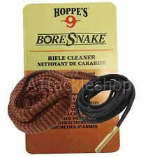 Hoppes .243 6mm Rifle Bore Snake Cleaning Pullthrough