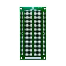 """DIY Proto Perf Board, Permanent Breadboard with Solder Mask 4""""x2"""", ST-110"""