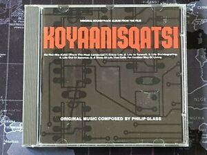 Philip Glass - Koyaanisqatsi (1983)