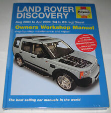 Reparaturanleitung Land Rover Discovery III Diesel, Baujahre 2004 - 2009