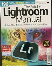 The Adobe Lightroom Manual Vol. 21 New for 2020 FREE Media Downloads & Shipping
