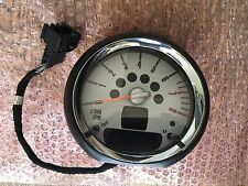BMW MINI COOPER S ONE R56 Rev Counter Tachometer 9153407 2007- on #