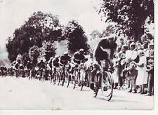 photo presse cyclisme MOLINARIS ménent TOUR DE FRANCE 1949 paris reims