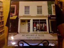 Mumford & Sons Sigh No More LP sealed vinyl