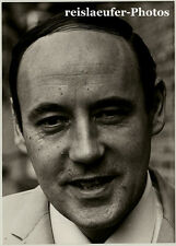 Dr. Desmond Morris, British Zoologist, Original Photo, 1969