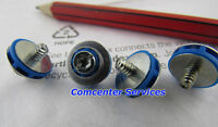 4pcs Screws for 3.5 inch HDD HP Compaq Blue Isolation Mounting