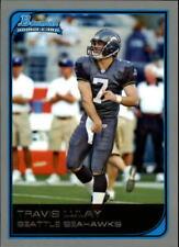 2006 Bowman Football Card #239 Travis Lulay Rookie