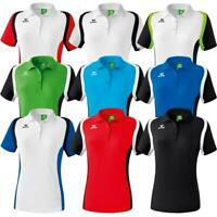 erima Razor 2.0 Poloshirt Damen Polohemd Sport Polo Shirt Frauen Training Top