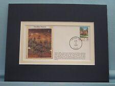 Wade Hampton at the Battle of  Trevilian Station & commemorative envelope