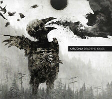 Katatonia - Dead End Kings CD NEW RUSSIAN LIMITED DIGIPACK EDITION