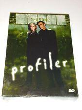 Profiler - Season 2 - DVD A&E  RARE