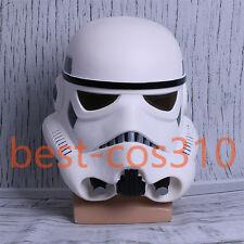 Cosplay Casco Star Wars la serie Nero Imperial Stormtrooper Casco fatto a mano