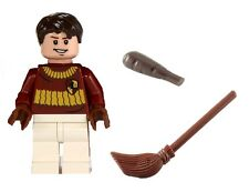 LEGO® Harry Potter™ Oliver Wood with Broon & Club - No Cape