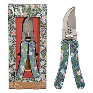 V&A - Clover Print Garden Multi-Tool in Presentation Gift Box