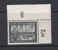 Deutsches Reich Mi-Nr. 776 ** postfrisch - Bogenecke / Eckrand