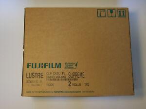 1x 2 Rollen FUJI FUJIFILM CA Supreme 30,5cm x 112m lustre, Fotopapier