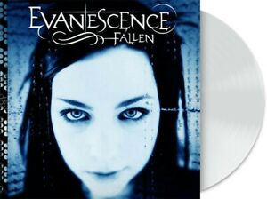 Evanescence Fallen Limited Edition Clear Vinyl LP UK Exclusive Only 500unopened