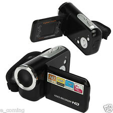 Full HD 1080P 38.1cm TFT LCD 8X Digital Zoom Caméscope Vidéo 16MP DV Kit Caméra