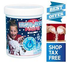Be Amazing Instant Snow Jar Powder Slime Supplies Winter Home Photo Shoot Decor