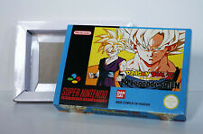 Boîte SNES – Dragon Ball Z La Légende Saïen [SFRA]