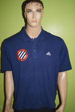 adidas vintage 90s Polo Shirt F.C.SPARTA GEEL Belgium Belgien soccer Fussball
