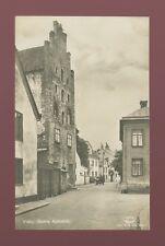 Sweden VISBY Gamia Apoteket c1940/50s? RP PPC